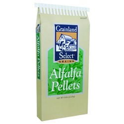 GrainLand Select Alfalfa Pellets 50lbs