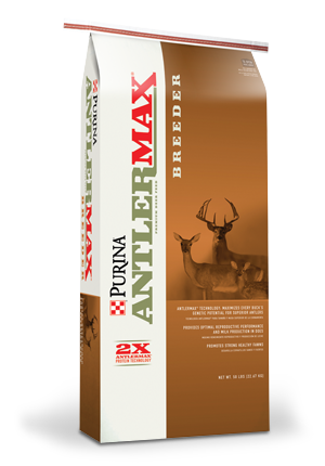 Antlermax Breeder Textured 17-6 with Climate Guard