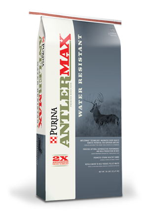 Antlermax 20% Watershield Deer Feed 50lbs