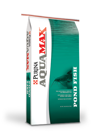 Aquamax Pond Fish 2000 Fish Food 50lbs