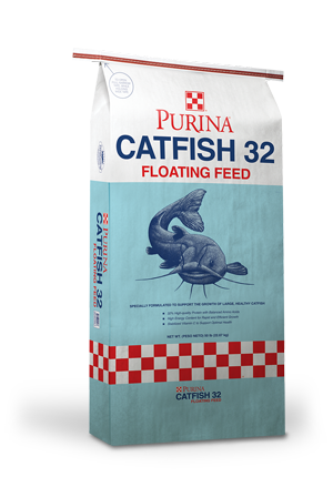 Purina Catfish 32 Floating Food