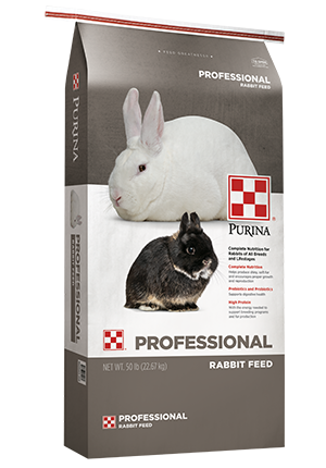 Purina Rabbit Feed - Professional