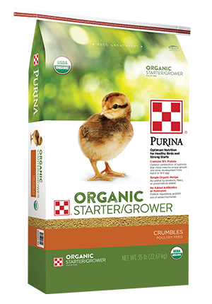 Purina Organic Starter-Grower