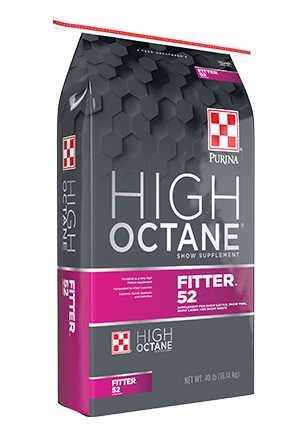 Purina High Octane Fitter 52 Supplement