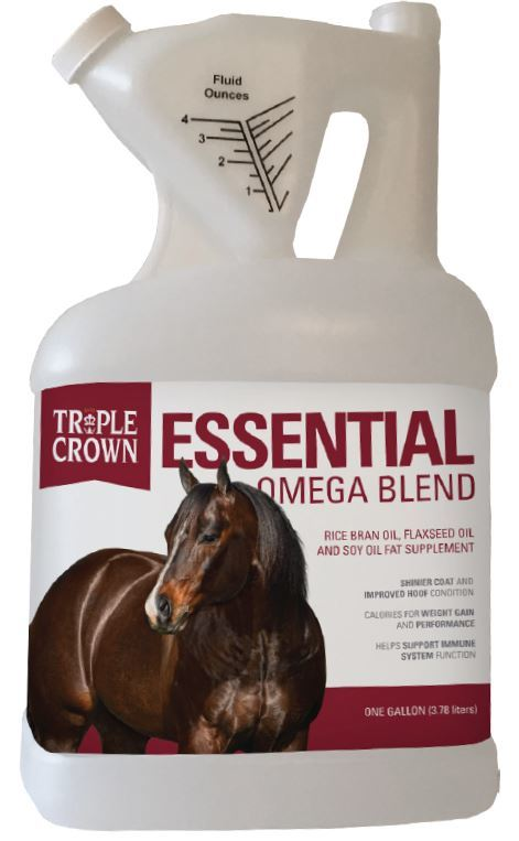 Triple Crown Essential Omega Blend 1 gal