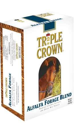 Triple Crown Premium Alfalfa Forage Blend