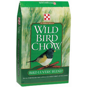 Purina Wild Bird Chow Bird Luvers Blend