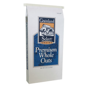 GrainLand Select Whole Oats 50lbs