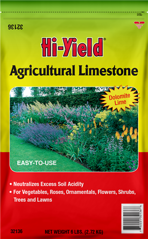 Hi-Yield Agricultural Limestone 6lb