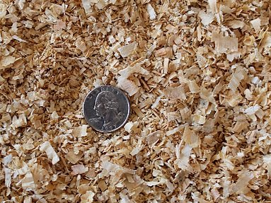 Queen Easy Sift Pine Shavings 50lb