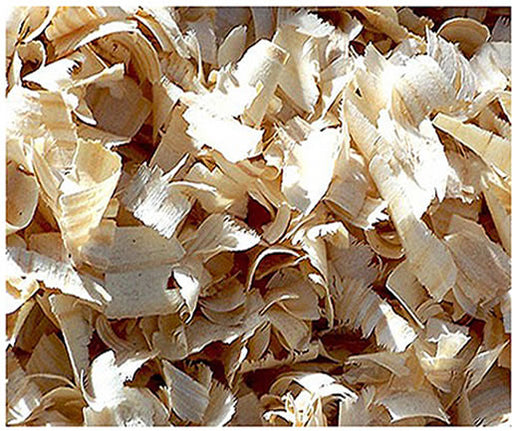 Large Flake Pine Shavings