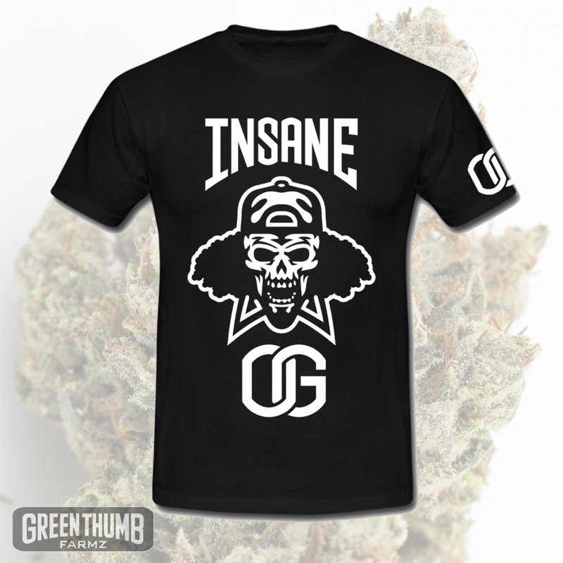'Insane OG' Short Sleeve Tee