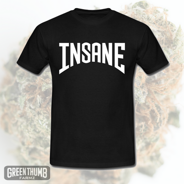 'Insane' Short Sleeve Tee