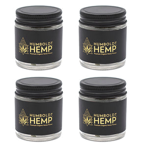 Humboldt Hemp CBD Flower 1 Ounce (4 Jars)