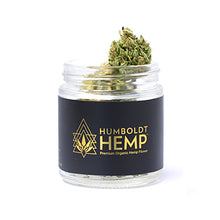 Load image into Gallery viewer, Humboldt Hemp CBD Flower Quarter Ounce Jar