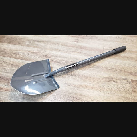 """TRAIL MINI"" (Gun Metal Grey) Spade Shovel"