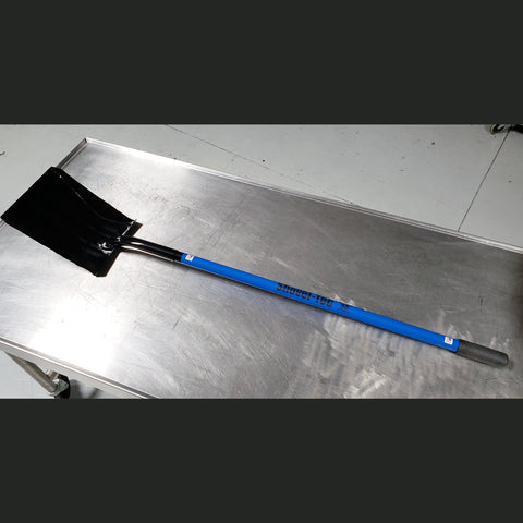 Full Size Square Shovel (Gloss Blue)