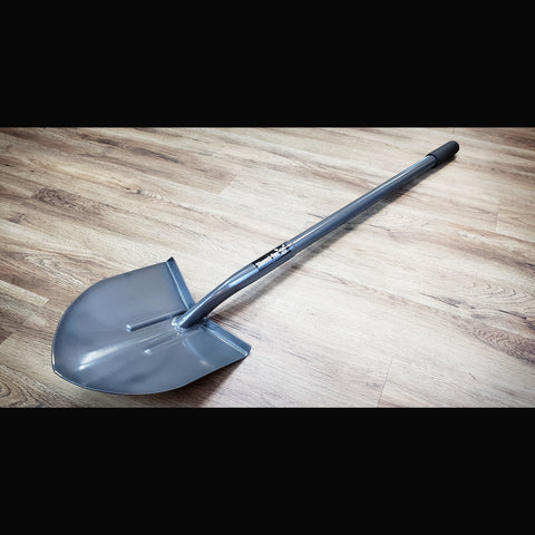 """TRAIL"" (Gun Metal Grey) Spade Shovel"