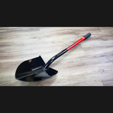 """TRAIL MINI"" (Flame Red) Spade Shovel"