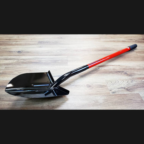 """TRAIL"" (Flame Red) Spade Shovel"