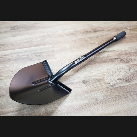 """TRAIL MINI"" (All Matte Black) Spade Shovel"
