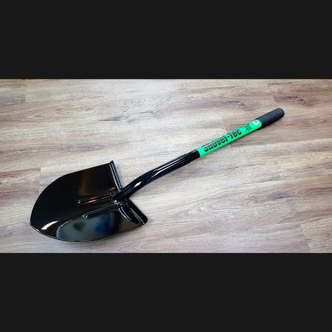 """TRAIL MINI"" (Neon Green) Spade Shovel"