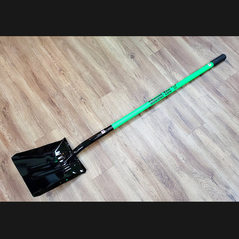 Full Size Square Shovel (Neon Green)