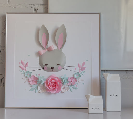 OLIVIA the BUNNY • Baby Girl Birthday Gift - Mio Gallery