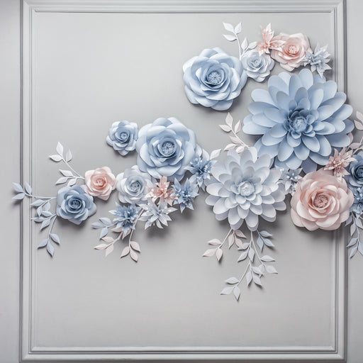 . Wall Paper Flowers   Mio Gallery