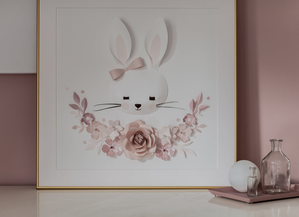 SOPHIA the BUNNY •  Baby Girl Christening - Mio Gallery