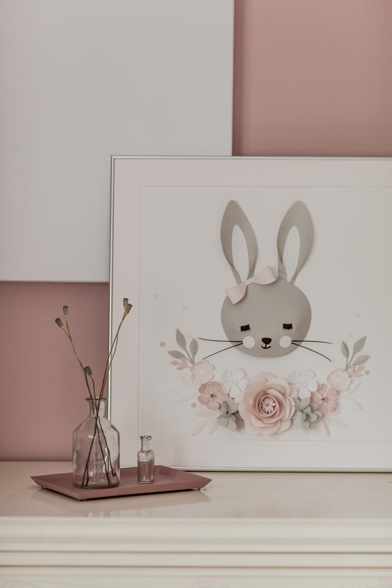 NORA the BUNNY • Newborn Personalized Gift - Mio Gallery