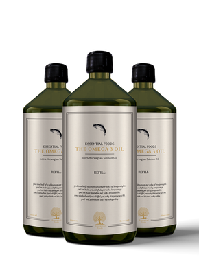 ESSENTIAL the OMEGA 3 OIL - 3L