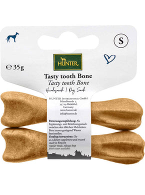 HUNTER Reward Tasty Tooth Bone 2 pcs., 35 g