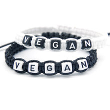 Load image into Gallery viewer, Vegan Charm Bracelet