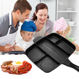 Master Fry Pan 5 in 1 (Non-Stick)