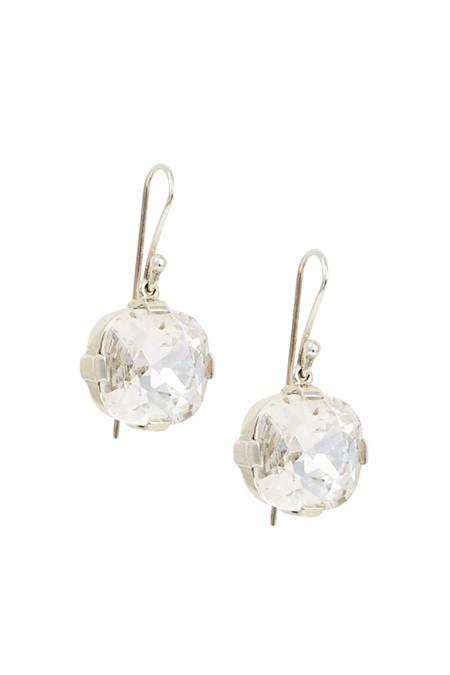 Hampton Cushion Earrings