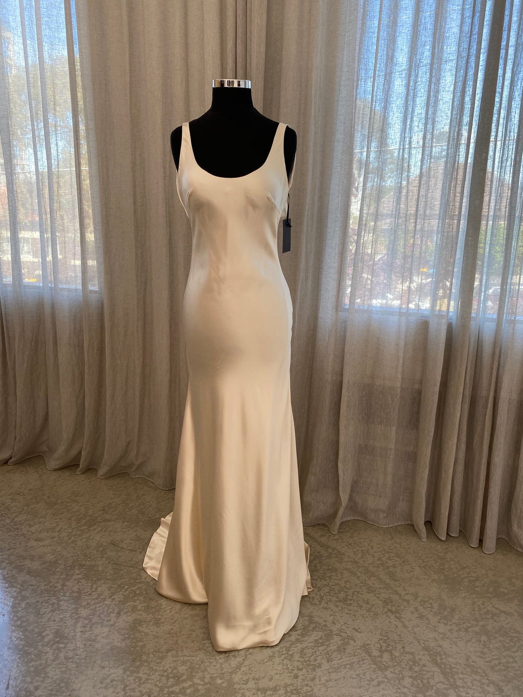 Custom FARRADAY Gown - DEC2020 Stocktake