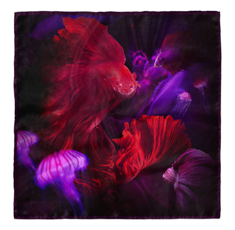 Goldfish 100 Scarf by YNG