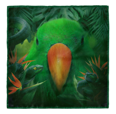 Parrot 100 Scarf by YNG