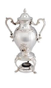 Silver Coffee Urn - 25cups