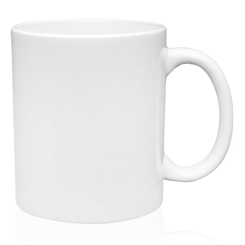 Coffee Cup - White