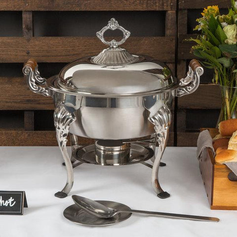 5QT Queen Chafing Dish