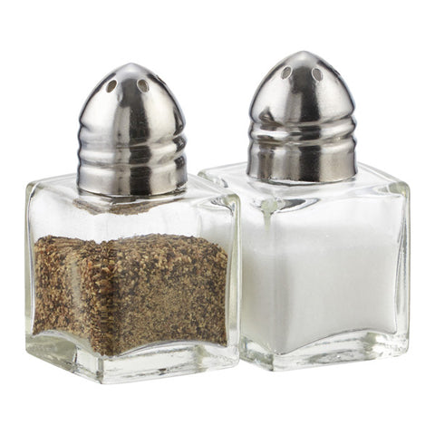 Salt & Pepper Shaker Set, 1/2 Oz