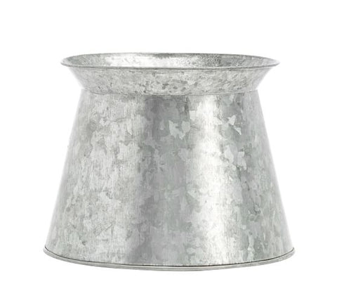 Galvanized Beverage Dispenser Stand