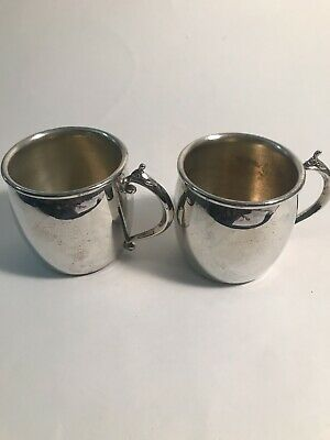 Silver Punch Cup