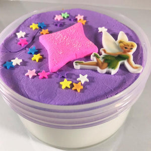 "DIY Clay Butter Slime ""Pixie Pie"" Scented Slime ASMR 8oz or 6 oz best slime with charm"