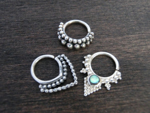 SILVER & GOLD SEPTUM
