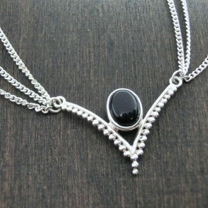 black head chain