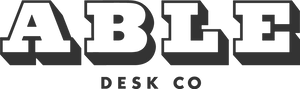 Able Desk Co Logo