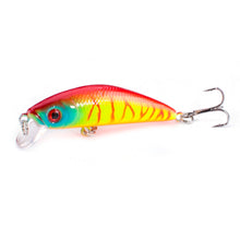 Load image into Gallery viewer, 1PCS  Fishing Lure Minnow Crankbait Hard Bait Tight Wobble Slow sinking Jerkbait Fishing Tackle